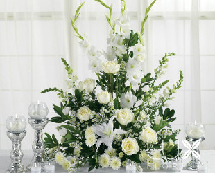 Ceremony Flowers Arrangement