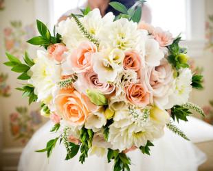 Freesia Rose Bouquet