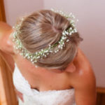 Wedding hair flowers inspiration