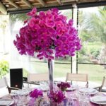 Orchid Centrepiece