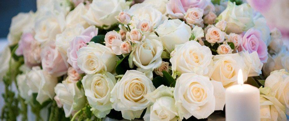Top Five Wedding Flowers
